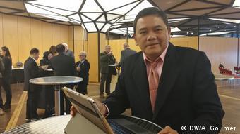 Dr. Suroso Rahutomo, Peneliti di Pusat Penelitian Kelapa Sawit (PPKS)