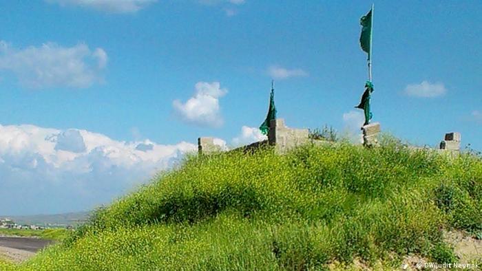 A Muslim grave in Mosul