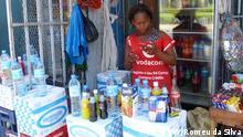 Impacto da crise na vida dos moçambicanos