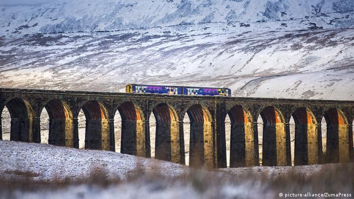 Gran Bretaña es uno de los lugares más caros de Europa para viajar en tren.