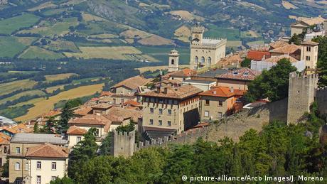 San Marino (picture-alliance/Arco Images/J. Moreno)