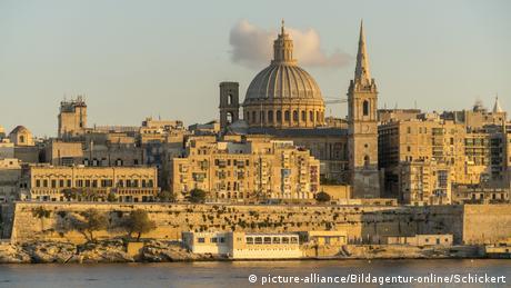 Malta Stadtansicht Valetta (picture-alliance/Bildagentur-online/Schickert)