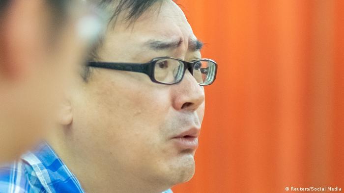 Yang Hengjun (Reuters/Social Media)