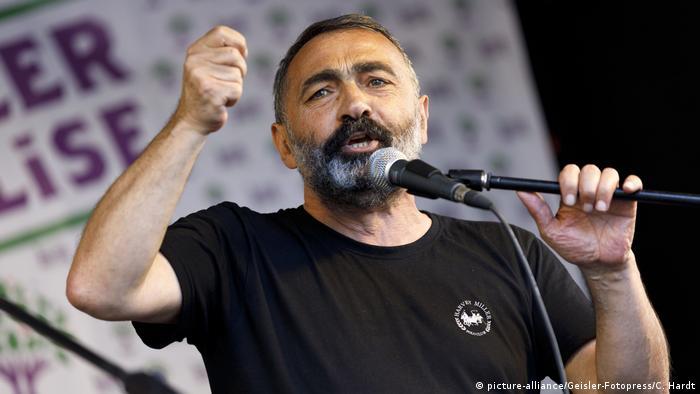 Avrupa Alevi Birlikleri Konfederasyonu Onursal Başkanı Turgut Öker