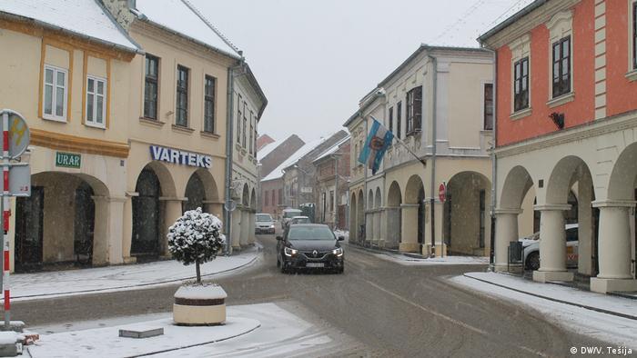 Kroatien Vukovar