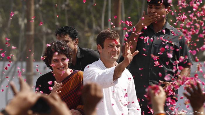 BG Indien Priyanka Gandhi