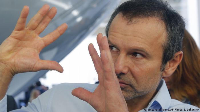 Святослав Вакарчук, лідер партії Голос