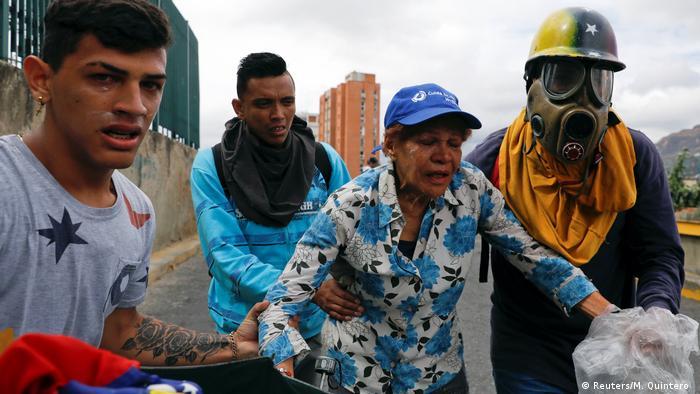 Venezuela Ausschreitungen & Proteste gegen Maduro | Erinnerung Ende Diktatur1958