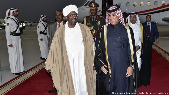 Former Sudanese President Omar al-Bashir