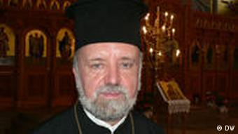 Erzpriester Apostolos Malamousis (Foto: Daniel Knopp)