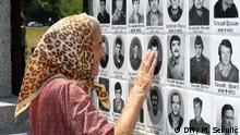 2015, Srebrenica, Denkmal für die serbischen Opfer im Dorf Zalazje in der Nähe von Srebrenica, Republik Srpska, Bosnien Herzegowina