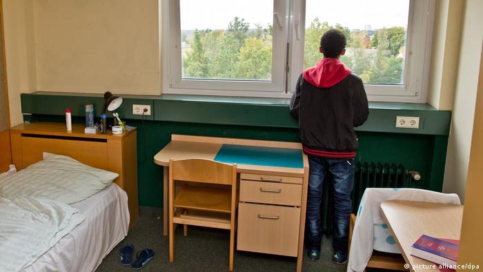 Deutschland minderjährige Flüchtlinge, unbegleitete Flüchtlinge