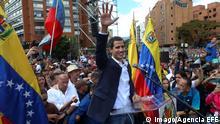Venezuela Juan Guaido in Caracas