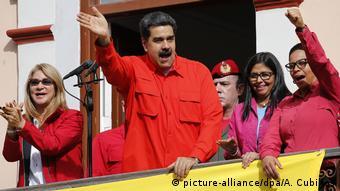 Nicolas Maduro kojeg podržava Rusija