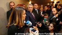 Schweiz Chrystia Freeland in Davos (picture-alliance/dpa/Palacio Planalto/A. Santos)