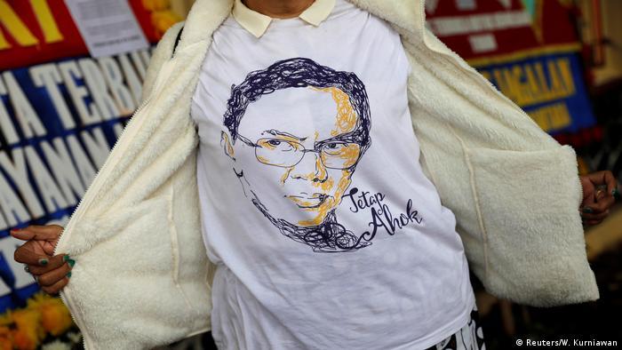 Indonesien Ex-Gouverneur von Jakarta kommt früher aus der Haft
