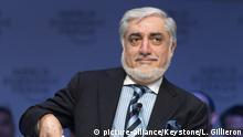 Schweiz Weltwirtschaftsforum in Davos - Abdullah Abdullah
