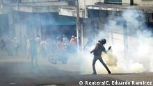 Bildergalerie Venezuela Proteste