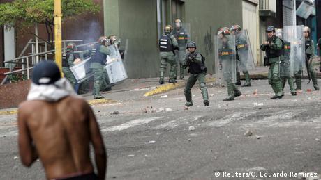 Протести у Каракасі