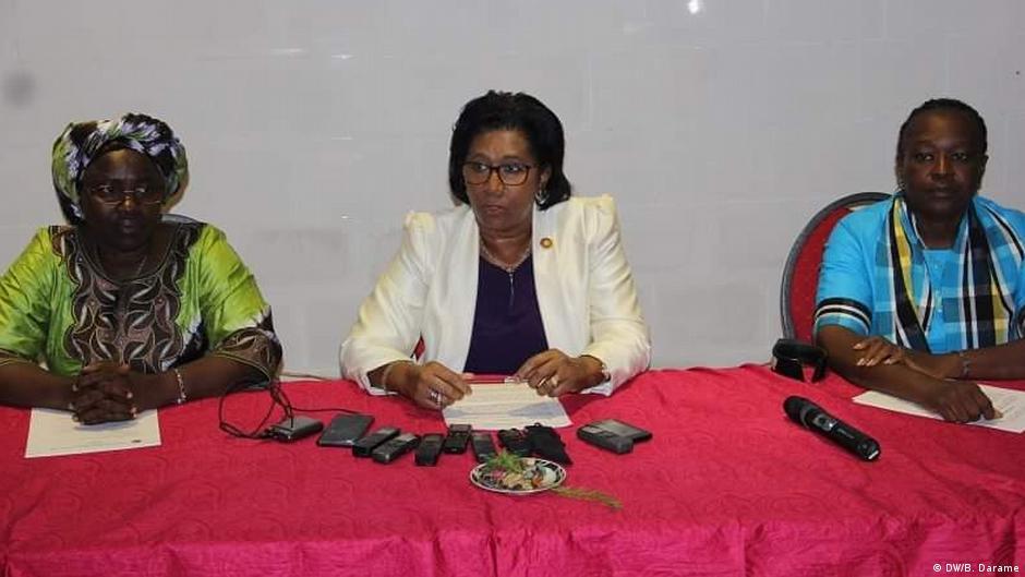 Guinea-Bissau Francisca Vaz