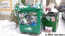 Müllgesellschaft in Russland Vorteile Nachteile
