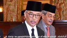 Malaysia Neuer König Tengku Abdullah