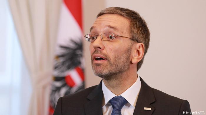 Österreich Herbert Kickl