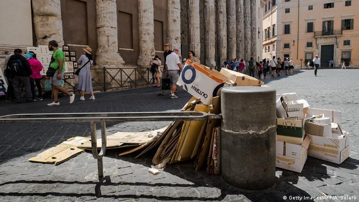 Rom - Müll