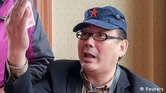 Diplomat-turned-author Yang Hengjun (Reuters)