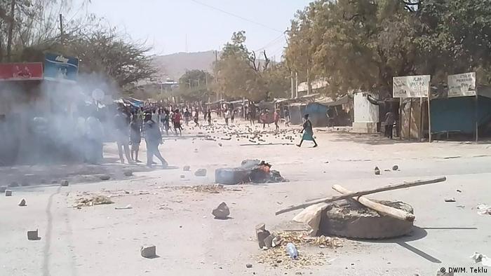 Äthiopien Dire Dawa - Unruhen
