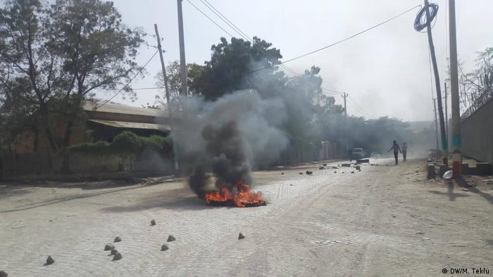 Unruhen in der Region Dire Dawa 2019