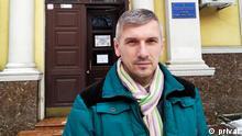 Ukrainischer Aktivist aus Odessa Oleg Mykhailyk