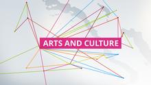 DW Arts and Culture Sendungslogo