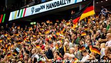 Deutschland Handballfans WM 2019