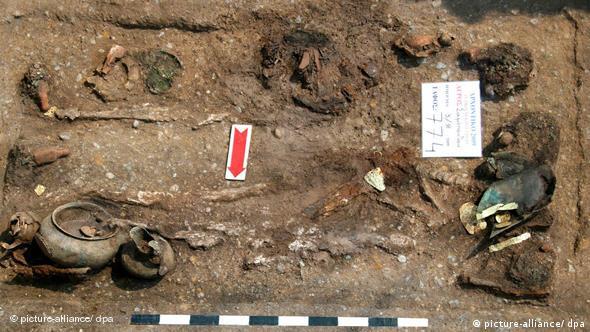Ausgrabungen in Griechenland Flash-Galerie