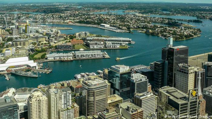 Sydney - Darling Harbour (Imago/ZUMA Press/A. Drapkin)