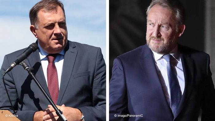 Milorad Dodik / Bakir Izetbegovic