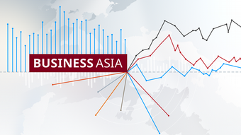 DW Business Asia Sendungslogo