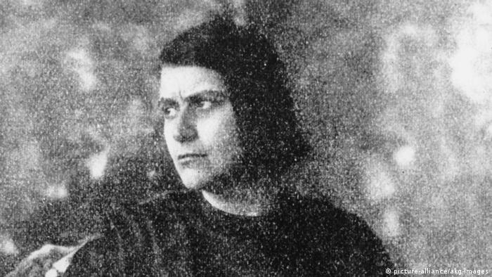 Schriftstellerin Else Lasker-Schüler (picture-alliance/akg-images)