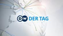 DW Der Tag Sendungslogo