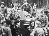Німці на кордоні з СРСР