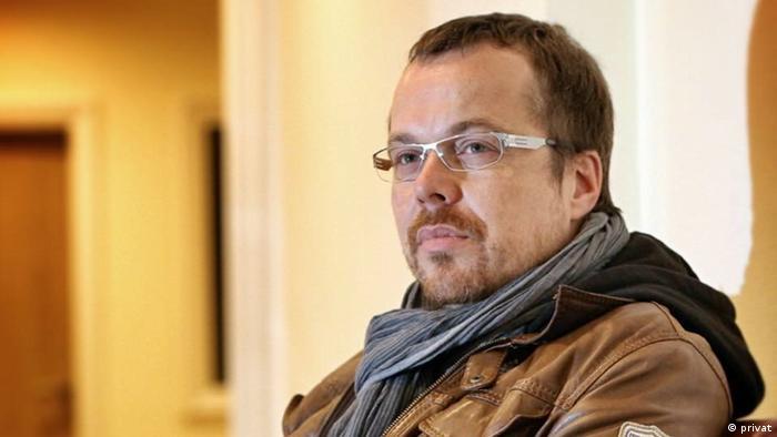 Journalist Alain Morvan