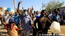 Sudan Proteste gegen Präsident Al-Baschir