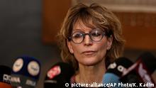 Agnes Callamard Sonderberichterstatterin UN für außergerichtliche, summarische oder willkürliche Hinrichtungen