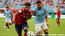 Fußball FC Bayern München Jugendspieler Chris Richards