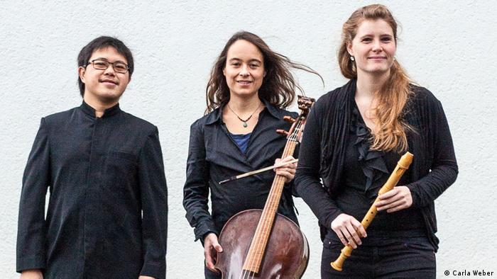 Baroque Music Ensemble (Carla Weber)