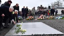 Deutschland Gedenkstätte Buchenwald