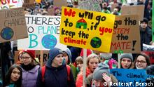 Berlin Schüler-Proteste gegen Klimawandel
