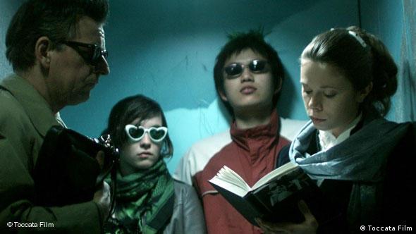 Filmfest San Sebastian Desperados on the Block Flash-Galerie
