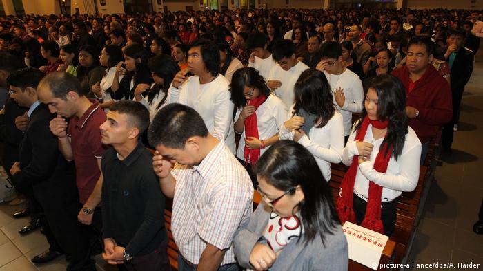 Christen in VAE
